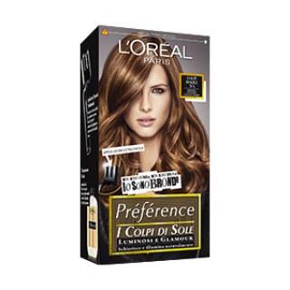 Préférence - I colpi di sole N°4 castano L'Oréal Paris