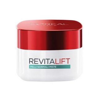 REVITALIFT                                                        GEL CREMA                          PER PELLI NORMALI-MISTE L'Oréal Paris