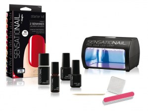 Sensationail Vernis Gel Semi-Permanent