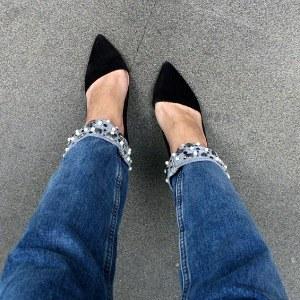 Creavea Atelier DIY Customisation Jeans
