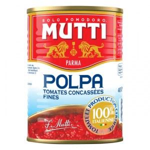 Mutti Polpa tomates concassées fines