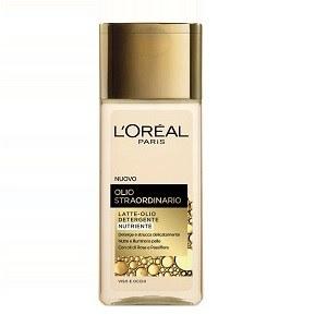 OLIO STRAORDINARIO LATTE-OLIO DETERGENTE L'Oréal Paris