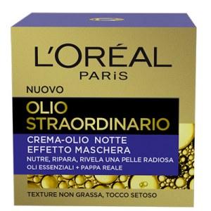 CREMA-OLIO NOTTE EFFETTO MASCHERA L'Oréal Paris
