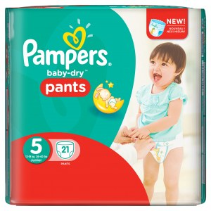 Pampers CULOTTES PAMPERS® BABY-DRY PANTS