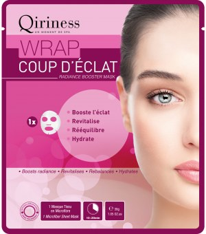 Qiriness Wrap Coup d'Eclat