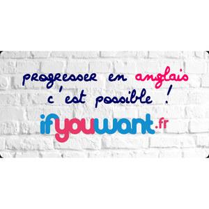 ifyouwant.fr Cours d'anglais gratuit