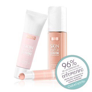 Opiniones Skin Match Protect Foundation ASTOR