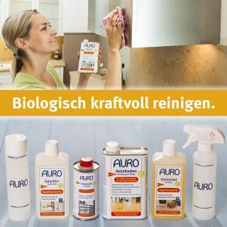 AURO Pflege- und Reinigungssortiment AURO