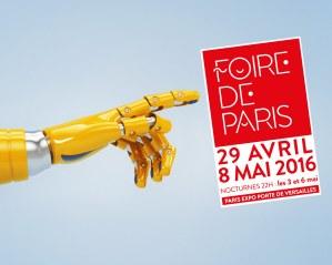 Foire de Paris Visite VIP à Foire de Paris