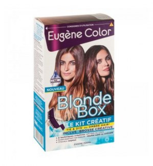 Eugène Color Blonde Box - Le Kit Créatif