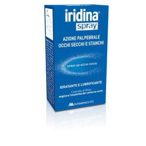 IRIDINA SPRAY AZIONE PALPEBRALE OCCHI SECCHI E STANCHI Iridina