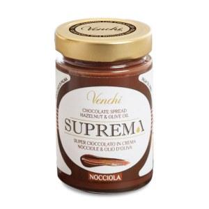Suprema Crema Spalmabile di cioccolato e nocciole Venchi