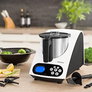 Küchenmaschine mit Kochfunktion (MD 16361) MEDION®