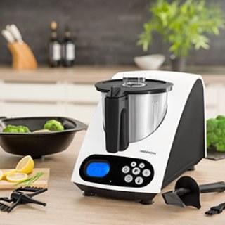 Küchenmaschine mit Kochfunktion (MD 16361) - MEDION® - Test ...