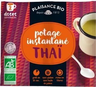 Plaisance Bio Potage instantané thaï