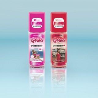 syNeo Aura Deodorants Passion & Paradise syNeo