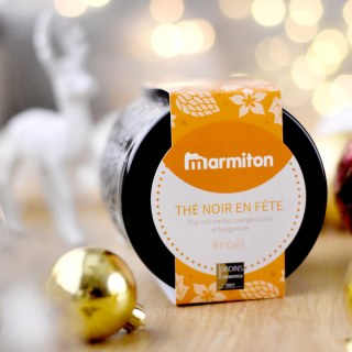 Marmiton x Orange THE NOIR MARMITON EN FETE