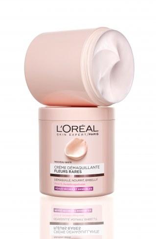 L'Oréal Paris Skin Expert Crème Démaquillante aux Fleurs Rares L'Oréal Paris