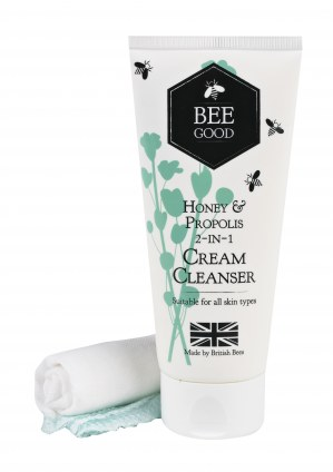 Honey & Propolis 2-in-1 Cream Cleanser Bee Good