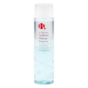 Effective Stubborn Eye Makeup Remover B.