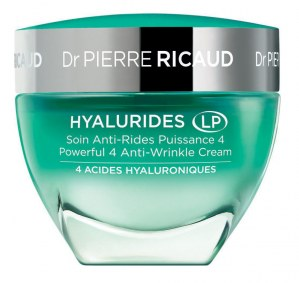 Dr. Pierre Ricaud HYALURIDES LP - SOIN VISAGE ANTI-RIDES PUISSANCE 4 et SOIN REGARD COMBLANT ANTI-RIDES