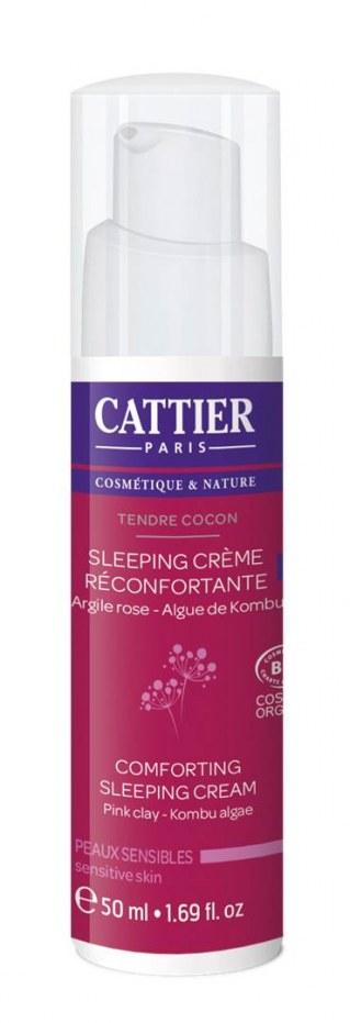 Cattier Sleeping crème réconfortante Tendre Cocon