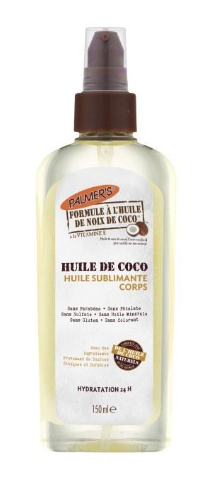 Palmer's Huile sublimante corps à l'huile de coco