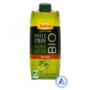 Soléou Soléou - Huile d'olive vierge extra BIO