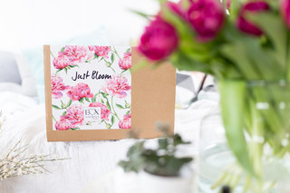 """Edition """"Just Bloom"""" BOX STORIES by gofeminin"""