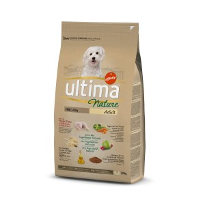 Ultima Nature Chien Chien Mini Poulet Adulte 1.25kg
