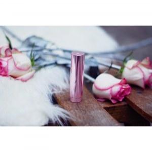 Metallic Pink Lipstick Beautiful Box