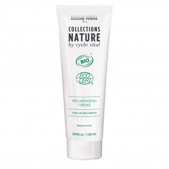 EUGENE PERMA PROFESSIONNEL SHAMPOOING CRÈME COLLECTIONS NATURE BIO