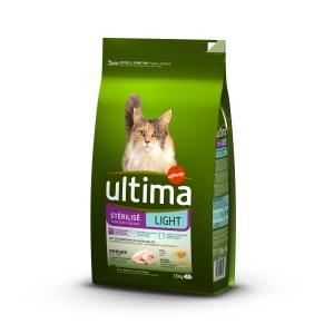 Ultima Chat Ultima Chat Stérilisé Light 1.5KG