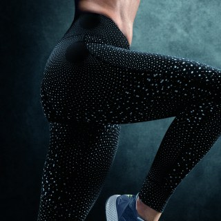 REEBOK LUX TIGHT CRAFTED BY FITNESS Reebok