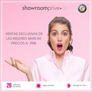 Opiniones Showroomprive ShowroomPrivé