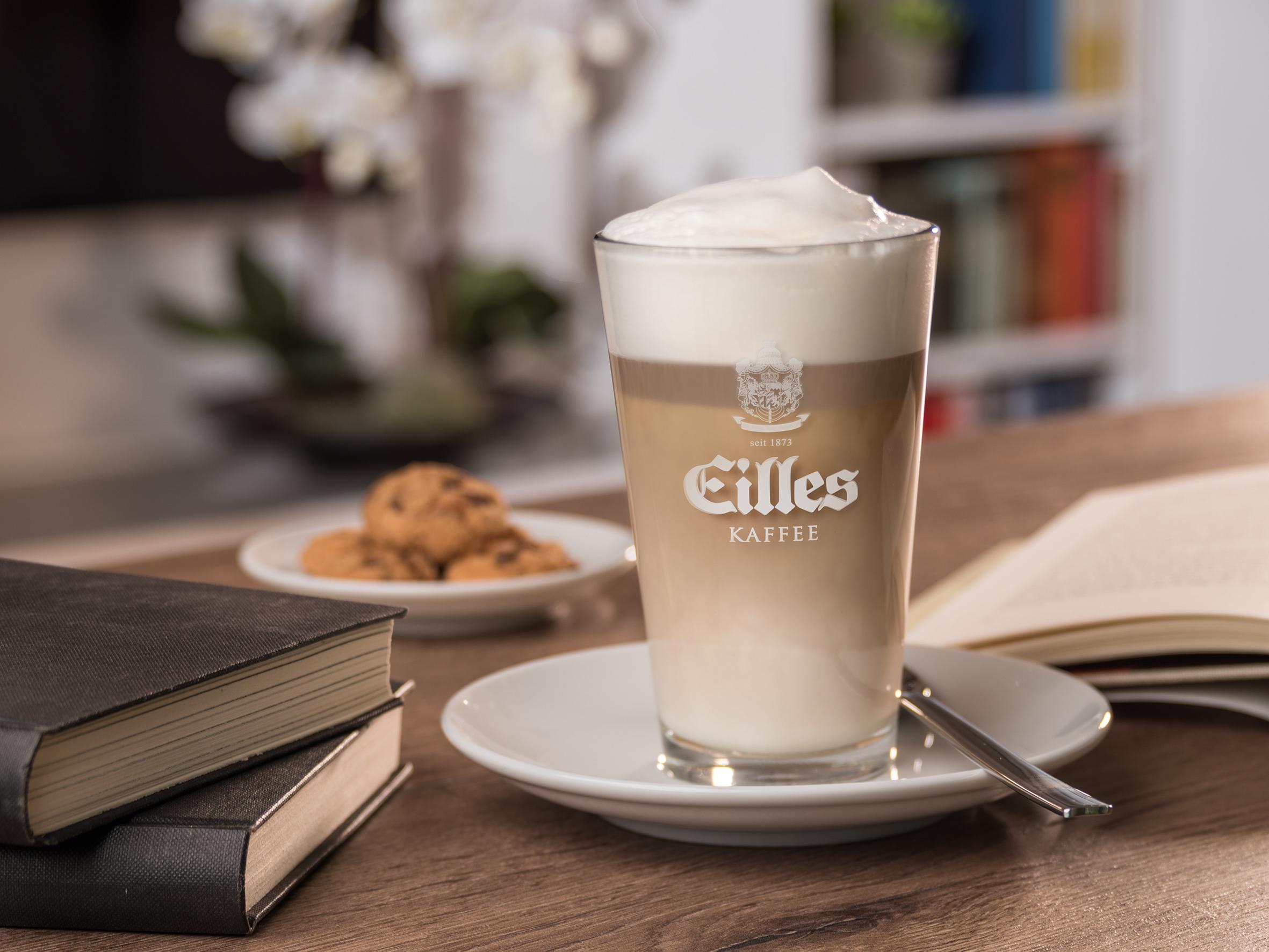 Eilles Kaffee Espresso Eilles Test Bewertung Heißgetränk