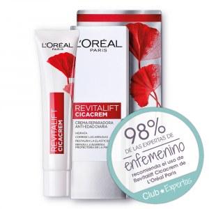 Opiniones Revitalift Cicacrem L'Oréal Paris