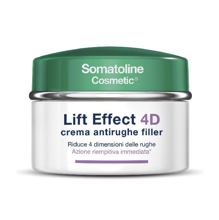 Somatoline Cosmetic - Lift Effect 4D crema antirughe filler  le opinioni ... 728aba33bab