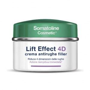 Somatoline Lift Effect 4D - Crema antirughe filler SOMATOLINE COSMETIC 9a76e0c59ef