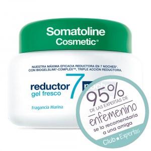 Opiniones Somatoline Reductor 7 Noches Gel Fresco Somatoline Cosmetic
