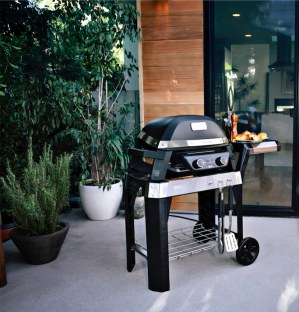 WEBER Barbecue Electrique WEBER Pulse 2000