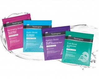 Hydrogel Masken Kollektion Neutrogena®