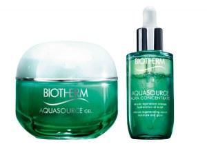 Biotherm AQUASOURCE gel & sérum