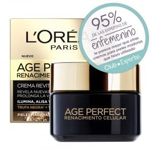 Opiniones Age Perfect Renacimiento Celular L'Oréal Paris