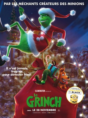 Universal Le Grinch