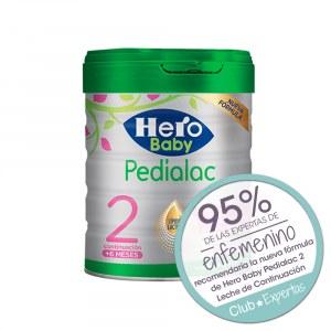 Opiniones Hero Baby Pedialac Leche de Continuación 2 Hero Baby