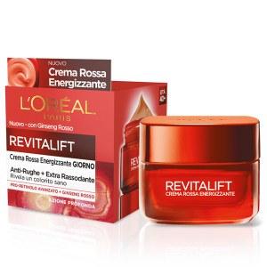 Crema Rossa Energizzante L'Oréal Paris
