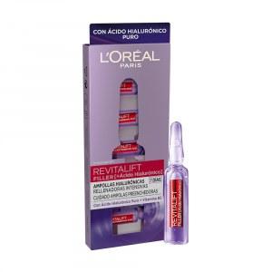 Opiniones Ampollas Hialurónicas Rellenadoras Intensivas L'Oréal Paris
