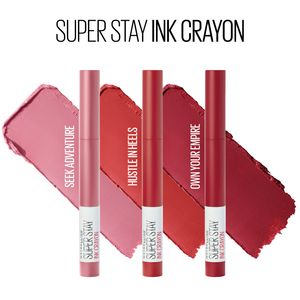 Super Stay Ink Crayon Maybelline New York