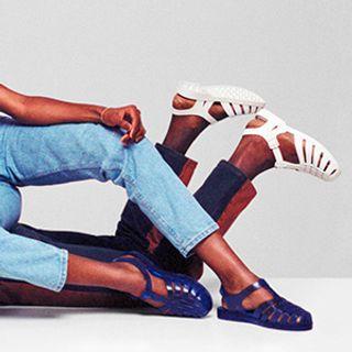 Cosmic Sandal | Ulitsa Sneaker Splash | Possession Melissa